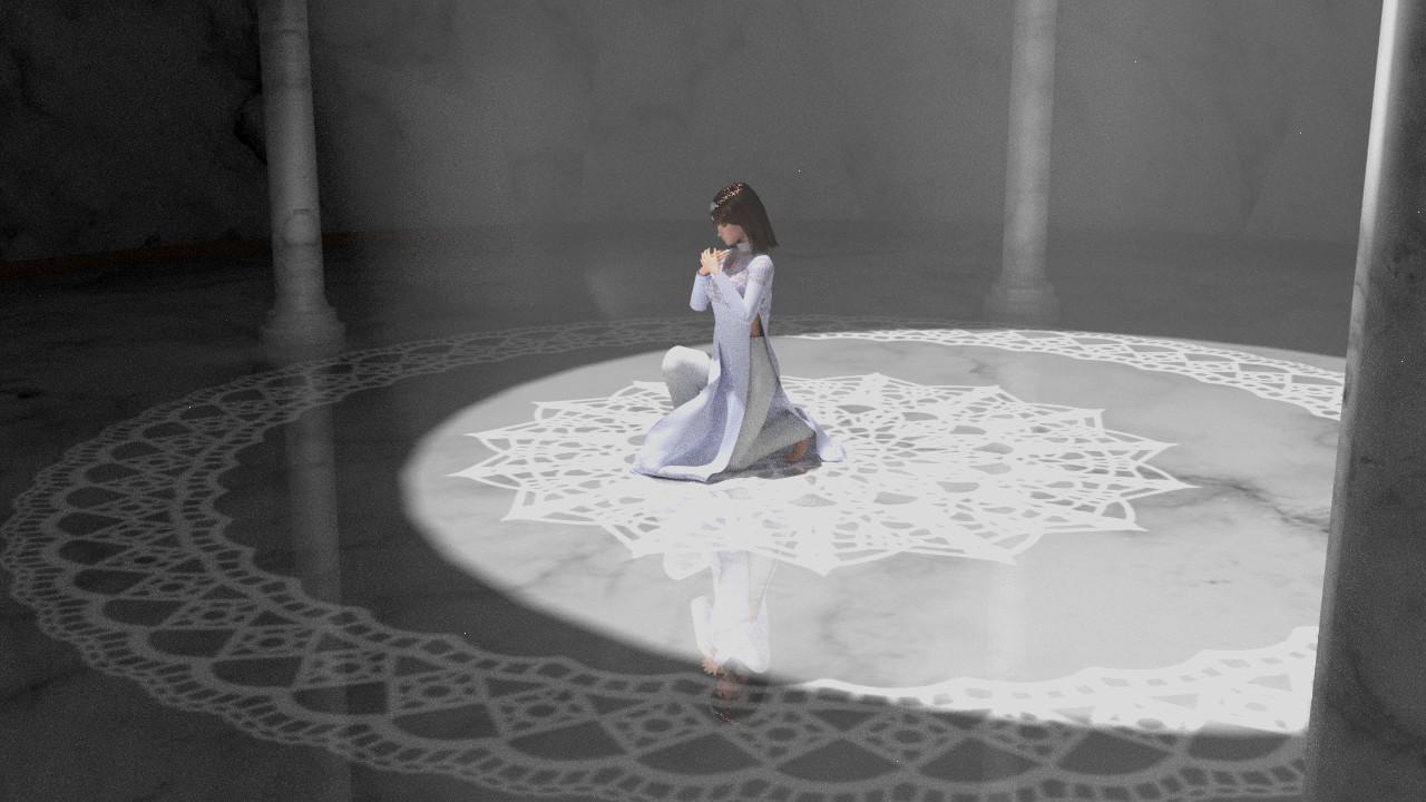王妃の祈り