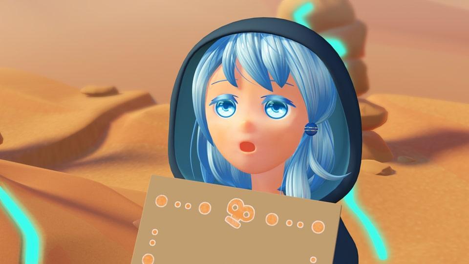 3DCGアニメーション「Ki・Ri・Ri・Co - Pa・Ta・Ta -ハカセとぜんまい係-」