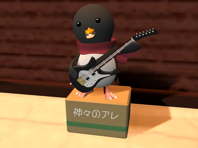 天性のギタリスト