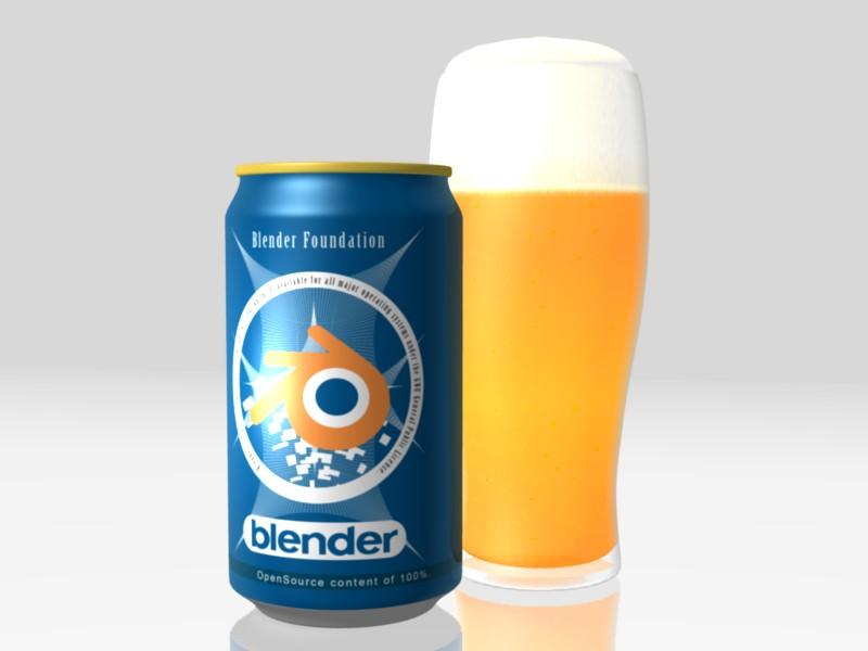 Blender Beer