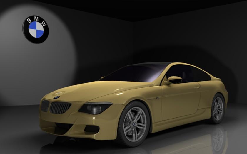 BMW M6 (2.46RC1レンダ)