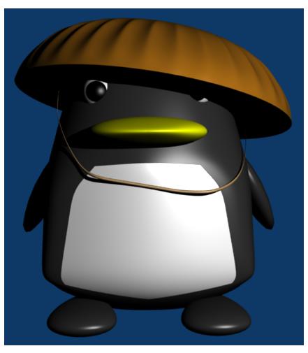 さすらいのペンギン