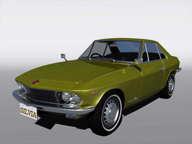 SILVIA 1600 Coupe