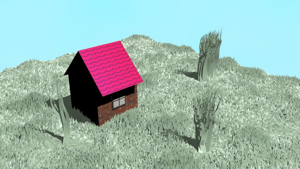 はじめまして。家を作ってみました。