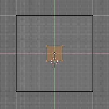 3DView スクリーンショット初期状態