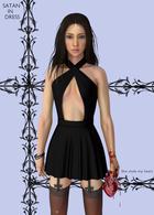 ドレスを着た悪魔